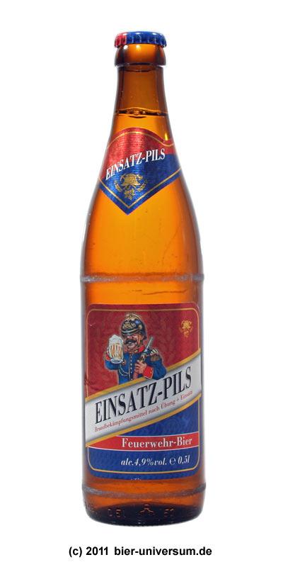 Feuerwehr Bier