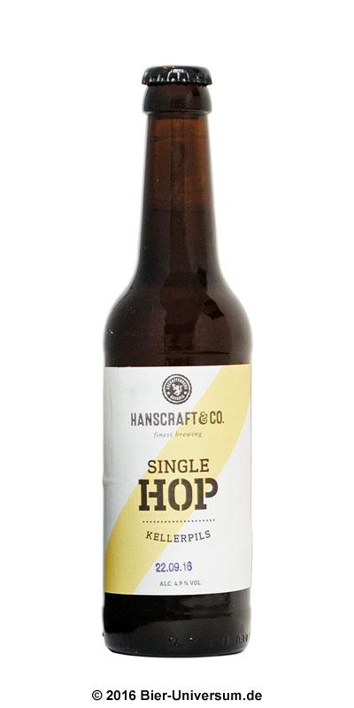 Hallertau blanc single hop