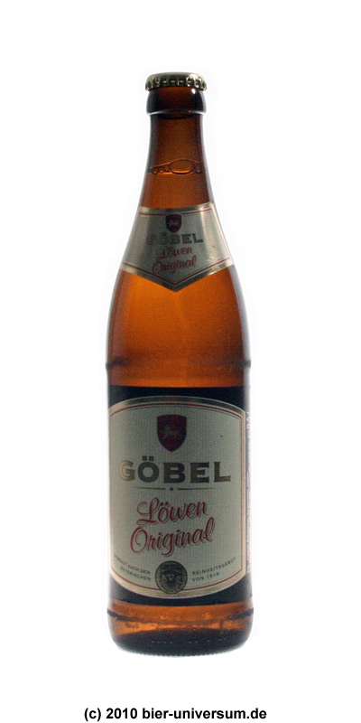 Göbel - Löwen Original