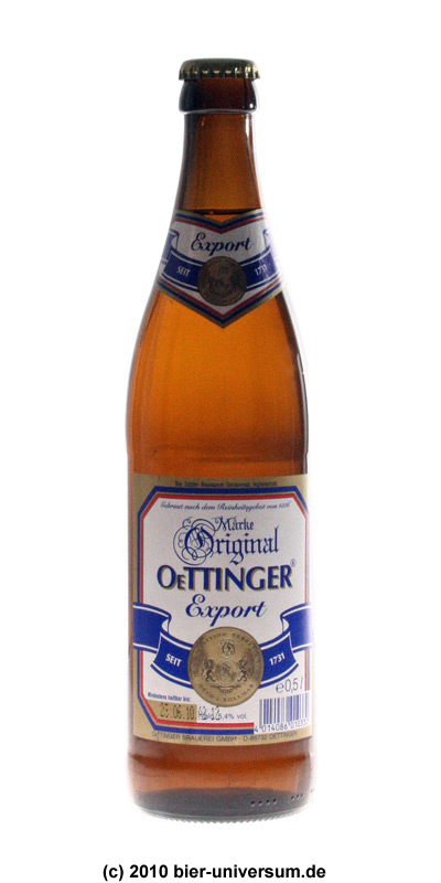 öttinger Export