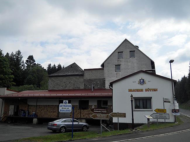 Brauerei Hütten